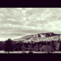 Photo taken at Black Mountain Golf Course by Rick S. on 11/17/2011
