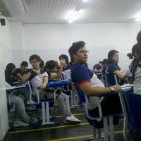 Photo taken at Sistema de Ensino Equipe by Brisa M. on 10/4/2011
