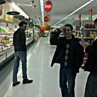 Photo taken at Shaws Supermarket by Lillian W. on 1/8/2012