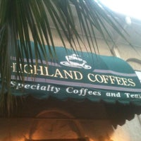 Photo taken at Highland Coffees by Cody W. on 9/26/2011