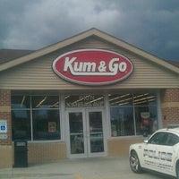 Photo taken at Kum & Go by Bert K. on 9/24/2011