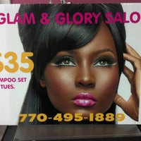 Photo taken at G&G Salon by GWEN C. on 9/5/2012