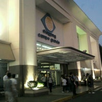 Photo taken at Shopping Campo Grande by lex o. on 10/23/2011