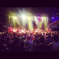 Photo taken at Electric Factory by Becca L. on 8/12/2012