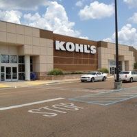 Photo taken at Kohl's Flowood by Kelley M. on 6/15/2012