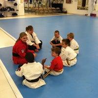 Photo taken at Karate International by KarateInternational R. on 6/18/2012