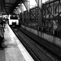 Photo taken at Estação Ferroviária de Entrecampos by Jorge R. on 3/16/2012