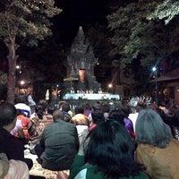 Photo taken at Gereja dan Candi Hati Kudus Tuhan Yesus Ganjuran by john s. on 7/5/2012