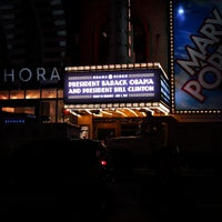 Foto scattata a New Amsterdam Theater da Christopher C. il 6/5/2012
