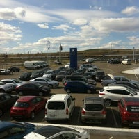 Photo taken at Peugeot by Andrew M. on 5/16/2012