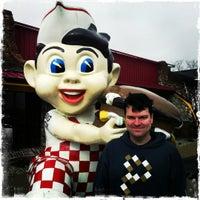 Photo taken at Frisch's Big Boy by M on 2/16/2012