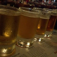 Photo taken at Gordon Biersch Brewery Restaurant by Trevor S. on 2/18/2012