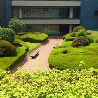 Photo taken at National Diet Library by yuki i. on 7/27/2012