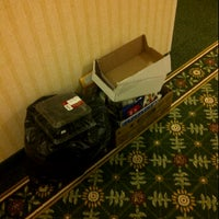 Photo taken at Residence Inn Mississauga-Airport Corporate Centre West by Dan C. on 12/4/2011