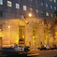 Photo taken at Hall of Justice by Larry W. on 9/12/2011