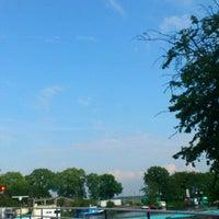Photo taken at Vechtbrug by Liz B. on 5/30/2012