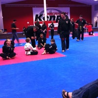 Photo taken at American Kenpo Karate by Holly L. on 11/22/2011