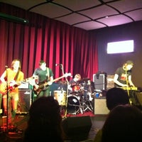 Photo taken at afterHOURS by LiveMusicNEU on 4/11/2012