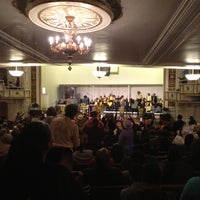 Photo taken at First Corinthian Baptist Church by Antoine G. on 3/26/2012