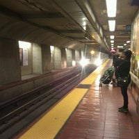 Photo taken at 24th St. Mission BART Station by Holden K. on 10/17/2011