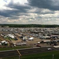 Photo taken at Michigan International Speedway by Dustin K. on 8/21/2011