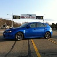 Photo taken at Watkins Glen International by Allan K. on 4/14/2011