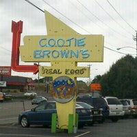 Photo taken at Cootie Brown's by Raymond M. on 9/8/2011