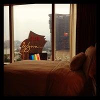 Photo taken at Wynn Macau by Nontawat T. on 8/7/2012