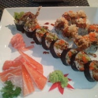 Photo taken at Sushi Fresh by Cory F. on 9/24/2011
