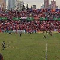 Photo taken at PAT Stadium by Okus O. on 6/30/2012