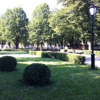 Photo taken at Jēkaba laukums by Linda on 7/8/2011