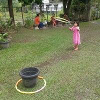 Photo taken at Jalan Flamboyan Raya by Dolly S. on 2/5/2012