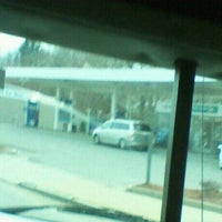 Photo taken at Sully's Mobil by JANBERRIES L. on 4/7/2012
