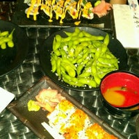 Photo taken at Ichiban Sushi by Tim D. on 11/22/2011