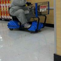 Photo taken at Walmart Supercenter by Ruth F. on 1/17/2012