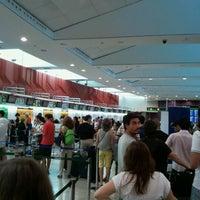 Photo taken at Terminal 2 by JoseLuisVantare on 8/17/2011