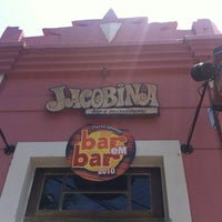 Photo taken at Jacobina Bar by Paulo R. on 11/26/2011