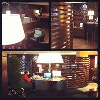 Photo taken at Sheraton Madison Hotel by Erik H. on 11/22/2011
