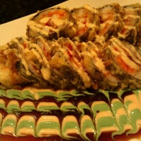 Photo taken at Fuji Sushi by Joyce on 11/5/2011