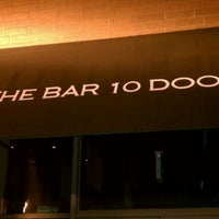 Photo taken at The Bar 10 Doors by Kenny J. on 12/22/2011