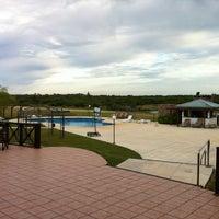 Foto tomada en Los Naranjos Resort Spa Termal por Daniel G. el 1/20/2012