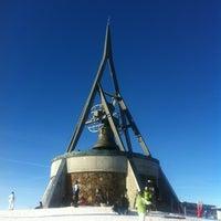 Das Foto wurde bei Kronplatz / Plan de Corones von Tanja R. am 1/12/2012 aufgenommen