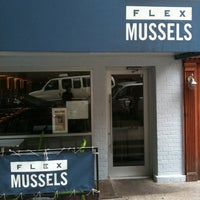 Photo taken at Flex Mussels by tomocross on 8/13/2011