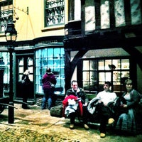 Photo taken at York Castle Museum by Mariann H. on 10/29/2011