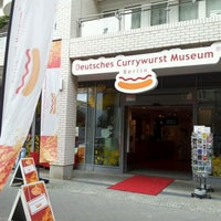 Photo prise au Deutsches Currywurst Museum par Splintered ✴ le10/3/2011