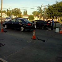 Photo taken at Chevron by Nathan V. on 2/23/2012