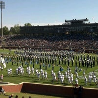 Photo taken at Paulson Stadium by Troy G. S. on 10/15/2011