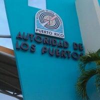 Photo taken at Autoridad de los Puertos by Jannette V. on 4/10/2012