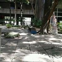 Photo taken at CAC - Centro de Artes e Comunicação by Simony C. on 8/15/2012
