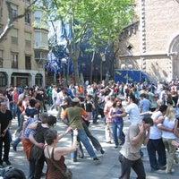 7/11/2012 tarihinde Byeziyaretçi tarafından Plaça de la Virreina'de çekilen fotoğraf